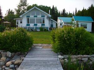 A VOIR   SITE MAGNIFIQUE AU BORD DE L'EAU Lac-Saint-Jean Saguenay-Lac-Saint-Jean image 1