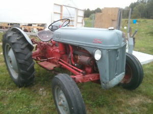 1950 Ford 8N Tractor, good condition.
