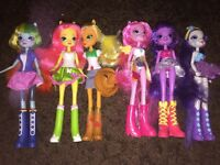 MLP Equestrian Girls and Rainbow Rock Stage