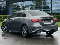 2020 Mercedes-Benz A-CLASS A 180 d AMG Line Saloon Auto Saloon Diesel Automatic