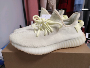 Yeezy butter size8.5 $340