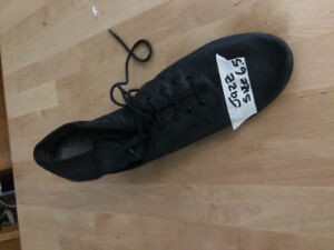 Jazz Shoes -6.5 Black