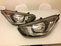 Hyundai i20 head lights & back lights