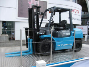 Forklift Fleet Consultation, Inspection, used forklifts