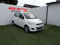 2013 HYUNDAI i10 1.2 CLASSIC 5DR,ONLY 34000 MILES WITH FULL SERVICE HISTORY