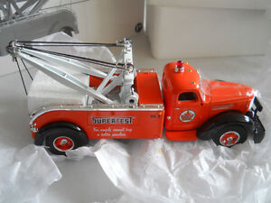 First Gear International KB-10 Tow Truck 1/34 Supertest