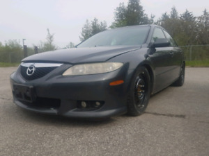 Mazda6 Part Out