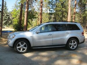 2009 Mercedes-Benz GL-Class SUV, Crossover