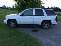2005 trailblazer Lt. comes safetied and etested