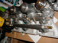 WANTED: E-type XKE SU manifold and carbs (for Weber 45DCOE setup
