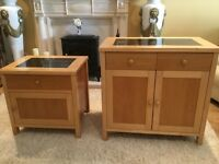 Sideboard & side table