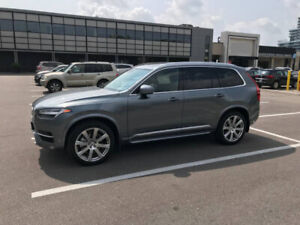 2018 Volvo XC90 T6 Inscription Lease Takeover