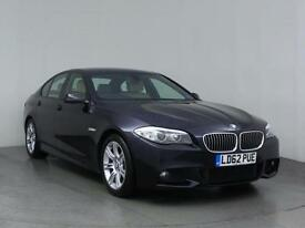 2012 BMW 5 SERIES 520d M Sport 4dr Step Auto [Start Stop]