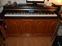 Roland KR 103..keyboard..piano