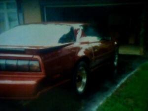 1991 Pontiac Trans AM GTA - V8 Mint Condition