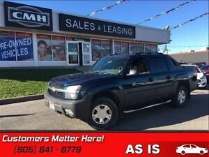 2005 Chevrolet Avalanche 1500   *AS TRADED - UNCERTIFIED*