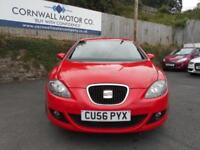 2007 56 SEAT LEON 1.6 SPECIAL EDITION 5D 102 BHP