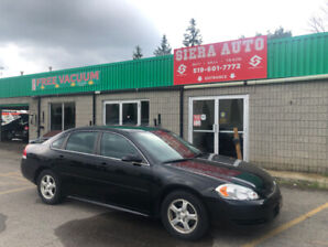 2011 Chevrolet Impala LT **LEATHER**ROOF**LOW KMS**NO ACCIDENTS*