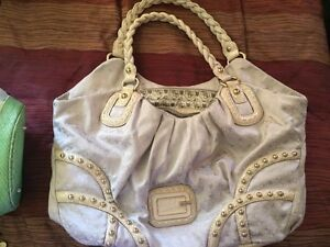 GUESS bag handbag tote purse sac a main sacoche