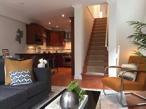 WOW! STUNNING 2 bedroom 2 bathroom West End Townhouse