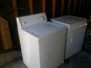 Frigidaire Washer and  Dryer For Sale $250. OBO