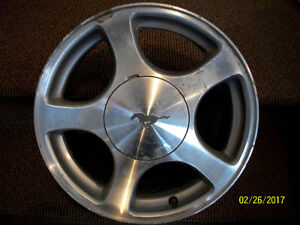 "Ford Mustang Wheels 16"" (Set of 4)"