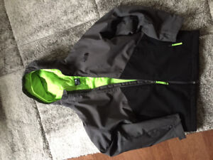 Boys North Face winter coat