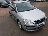 VOLKSWAGEN POLO 1.2 WITH SERVICE HISTORY