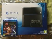 Brand New Sealed Sony PS4 1TB Console + Lego Star Wars Game £240