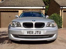 2011 BMW 118 Diesel Sport 30k miles