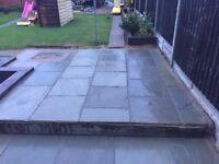 Wanted any Slabbing fencing block paving