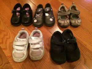 Girl shoes. Infant size 6 London Ontario image 1