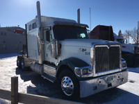 International 9900 Winnipeg Manitoba Preview
