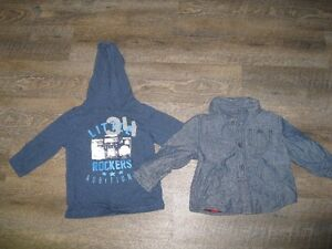 Boys 2T Winter Clothing