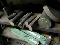 TOOL AND ALLOY STEEL (D-2, A-2, P20, 4140 HTSR, S-7)