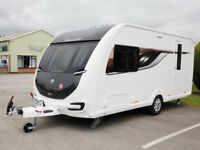 2018 Swift Conqueror 480