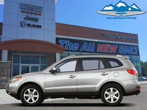 2009 Hyundai Santa Fe Limited   AWD, LEATHER HEATED, BLUETOOTH,