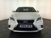 2014 LEXUS CT 200H LUXURY AUTOMATIC HYBRID 1 OWNER SERVICE HISTORY FINANCE PX
