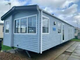 CALL - 07717363182 / 2014 ABI BEACHCOMBER / SITED STATIC CARAVAN FOR SALE