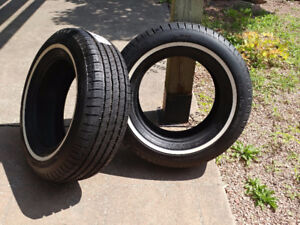 2 NEW Michelin X RADIAL PLUS All-Season Radial Tire205/70R15 95T