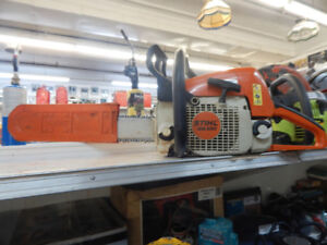 chainsaws for sale at the 689r new and used tool store
