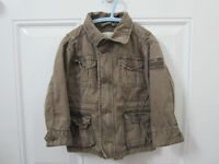 Toddler Spring/Fall jackets