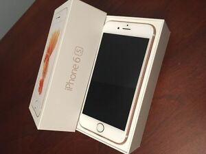 Rose Gold Bell iPhone 6S 16GB