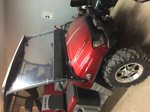 2007 Polaris ranger 700xp limited