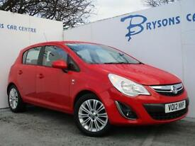 2012 12 Vauxhall Corsa 1.4i 16v ( 100ps ) ( a/c ) Auto SE for sale in AYRSHIRE