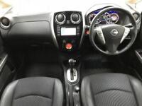 2015 15 NISSAN NOTE 1.2 TEKNA DIG-S 5D AUTO 98 BHP