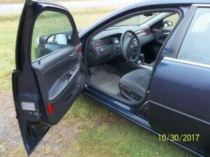 Chevrolet impala ls 3.5l 113000km 2.995 2007 418.752.2325