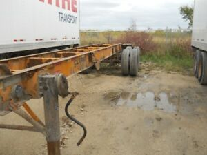 CHASSIS TRAILER