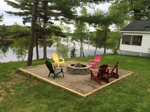 Waterfront Cottage for Weekly Rental