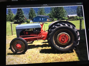 1946 Ford 9N Tractor